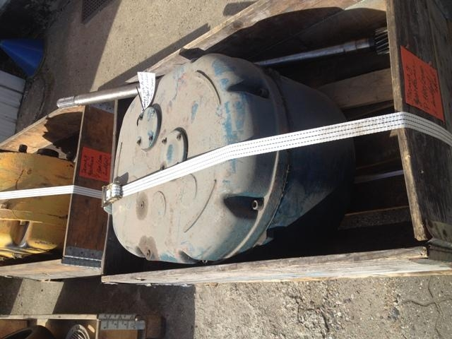 7178 - Demag spil - Type: P1600 - 2000 - Reservedele