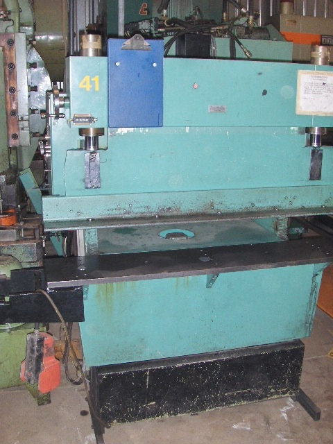 2594 - Done Well Presse - 20 Ton
